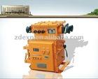 Explosion protected mine starter, Coal mine explosion proof or flame proof starter QJZ2-200,315,400