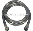 Stainless steel bronze plated hose