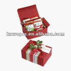 Christmas Gift Paper packaging Box Custom cardboard boxes wholesale