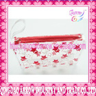 Plastic PVC Packing Bag With Zipper