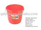 plastic pail 22L