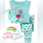 2011 NEW ARRI Free shiping season 36sets/lot (1design x 6 sizes), kid Pyjamas, kid Pyjamas, kid Sleepwear.baby set /clothing set