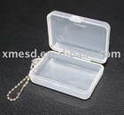 Plastic Box for silicone earplug