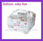 Cute design Cake pop boxes wholesale/CP001
