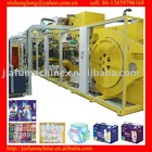 full-servo driven, high-speed, high effeciency Baby Diaper machine, raw materials support, high-quality diapers production