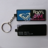rubber key chain- key accessories, promotion gift