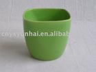 Cone ceramic planter