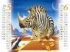 hot sale 3d calendar 2013 talbe style and wall style