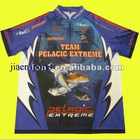 JE-F003 Sublimation quick dry fishing wear