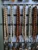 Islamic muslin prayer beads