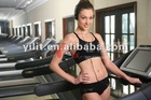 functional ladies seamless sports bra fot yoga