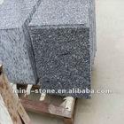 Seem Sea Wave-Spray White Granite Tile