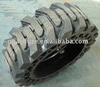 Solid Bobcat Skidsteer Tire (10-16.5,12-16.5