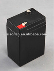 6V 4.5AH battery for emergency light