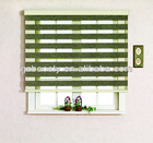 Blackout Electric Zebra Blinds / motorise zebra blinds