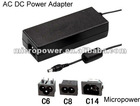 48V 1.5A AC DC Power Adapter Charger