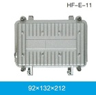 Aluminium die-cast waterproof boxes 92*132*212