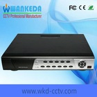 High Resolution H.264 Network Real time CIF/D1 Digital Vedio Recording DVR 4CH