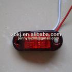 """2.5 X 1"""" C/M lamp 100% waterproof 12V LED Marker light"""
