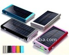 hottest sale 2600MA High power solar energy charger for all kinds of cell phone
