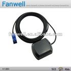 1564MHZ Compass GPS antenna with Fakra plug with RG174 cable