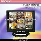 15'' LCD CCTV monitor