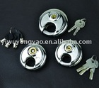 stainless steel disc padlock TL-05