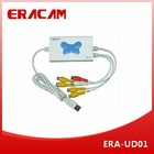 4CH CCTV mini USB DVR real time