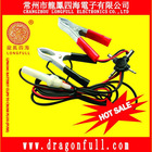 30A automotive battery cable with fuse