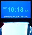 FSTN blue 132*65 graphic lcd display with white baclight