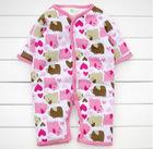 winter cute baby clothing set unisex baby romper