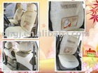 wool car seat cushion with fashion design
