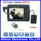 BUTTON CAMERA DVR MOTION ACTIVATED MINI VIDEO RECORDER MA5