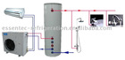 high temperature heat pump (R290)