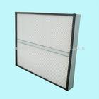 H14 Aluminum Frame High Efficiency Air Filter 99.995%