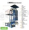 Resin Machine for cooling pad production