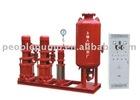 pump control box