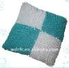 Chenille cushion/pillow