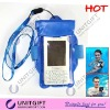Delicate waterproof outdoor bag for mobile phone