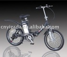 "20""folding electric bicycle(YCEB-7501B)"