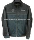 PG-FDWD2 100% Poly men reversible jacket