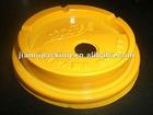 plastic lid for milky tea