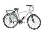 Mid-engine motor 700C alloy mountain bike