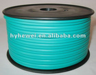 Soft Green PVC Audio Cable