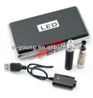 Hottest EGO CE4S With LCD/LED Atomzier Battery usb