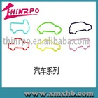 Car Shape Rubber Band