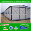 Chinese low cost sandwich panel porta cabin house