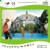 Outdoor game/fitness climbing rope/ New Outdoor Rope Course-Kids Adventure Climbing Games for theme park and FEC industry