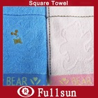 100% cotton Square towel