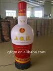 hottest inflatable wine bottle promotion